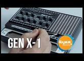 Stylophone Gen X-1 hands-on preview – NAMM 2017