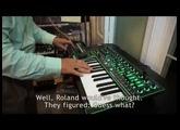 AIRA Artist Interview - Dr. Richard Boulanger on SBX-1