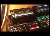 Roland Aira - TB-3 - VT-3 - SBX-1 - TR-8 - MX-1 - SYSTEM-1