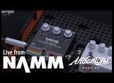 JHS VCR, Calhoun, and Milkman at NAMM 2017