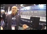 NAMM 2017 Dave Smith Instruments REV2 8-16 Voice Analog Synth