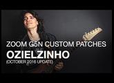 Ozielzinho - Downloadable G5n Patches