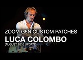 Luca Colombo - Downloadable G5n Patches