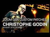 Christophe Godin of Mörglbl - Downloadable G5n Patches