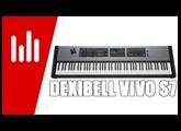 DEXIBELL VIVO S7 // Stagepiano // Musikmesse 2016 // ProLight+Sound // delamar