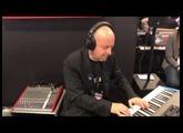 Ralf Schink playing DEXIBELL VIVO S7 digital piano at NAMM 2017