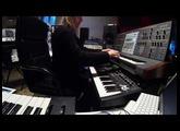 My beloved Obie testing solo prog on Snarky !