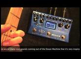 Mooer Ocean Machine Preset Run-through - Stereo Reverb/Delay Pedal - by Neal Walter Osiamo LLC