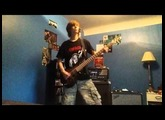 Symphony Of Destruction by Megadeth bass cover