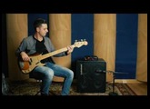 Lex Geerlings demoes the RH750 bass amp