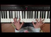Yann Tiersen. Comptine d'un autre été. Piano Cover Myriam 5e5