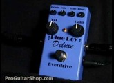 MI Audio Blue Boy Deluxe Overdrive Pedal