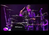 Isaac Dumont playing Roland TD-50KV V-Drums - Part 1