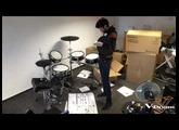 Aufbau V-Drumset TD-50 KV von Roland