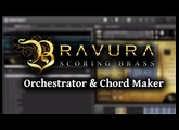 Bravura Scoring Brass - Chord Maker & Orchestrator Patches