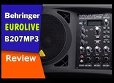 Behringer B207MP3: Is this the best compact PA system?