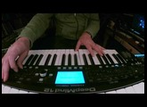 Behringer Deepmind 12 Patch Creation - Evolving Pad - Patch of the Day (POTD) #1