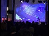 Concert Nomad Hands Trempolino 7 fev 2017 with  Matrixbrute/Kronos/HPD15/Wavedrum