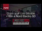 Nord Live Session Contest 2017