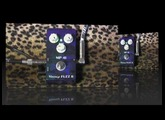 Doc Music Station MP 41 Vintage FUZZ II pedal demo with Vola Guitars EVE