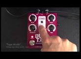 T-Rex Duck Tail Delay UK first...