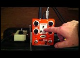Video review of the T-Rex Reptile 2 pedal by Guido Bungenstock