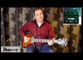Ibanez Tubescreamer TS808DX Overdrive Pedal Demo by Nick Granville / Musicworks