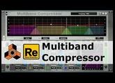 Multiband Compressor - Rack Extension