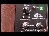 NAMM '17 - Laney Amplification A-Duo and A-Fresco Acoustic Amplifiers