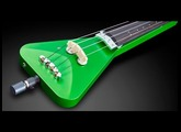 Warwick Custom Shop Masterbuilt - Triumph Candy Green #16-3122