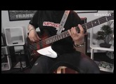 Gibson Thunderbird IV Vintage Sunburst