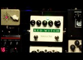 Red Witch Pentavocal Trem - playing with waves