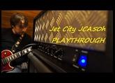 Playthrough : Jet city JCA50h + Celestion BN12-300s bass speaker - High gain