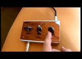 Yamana NE-1 (Nathan East signature) Parametric Equalizer - demonstration