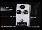 Lovepedal Eternity E6 Overdrive
