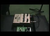 Maxon ROD880 Tube Overdrive Pedal Demo