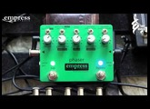 Empress Effects Phaser - Extensive Demo - Tom Quayle