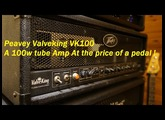 Pedal priced 100w TUBE Amp : Peavey Valveking VK100 MK1 - High gain