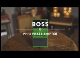 Boss PH-3 Phase Shifter | Reverb Demo Video