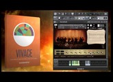 Vivace Tutorial - Levels & Mixer