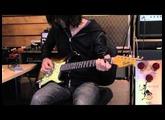 Rockett Archer, demo by Pete Thorn