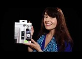 iRig PRE mic preamp vs built-in mic in noisy environments -  iPhone iPad iPod touch Android