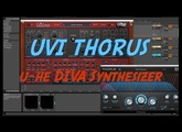 UVI Thorus and  u-he Diva Synthesizer