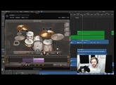Composing and Mixing with EZdrummer 2