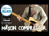 Maxon Compressor CP101 Pedal Demo