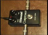MAXON CP101 Opto Compressor Review  Dyna Comp MXR Ross Keeley Wampler Xotic Limiter Sustainer