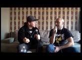 David Roads (Airbourne) - Interview