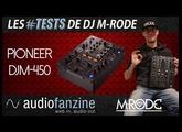 Pioneer DJM-450 - TEST