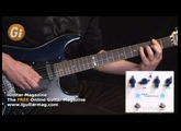 Vox Satriani Ice 9 Overdrive Pedal Review With Danny Gill iGuitar Magazine