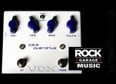 "VOX ICE 9 ""Joe Satriani"" Overdrive Pedal"